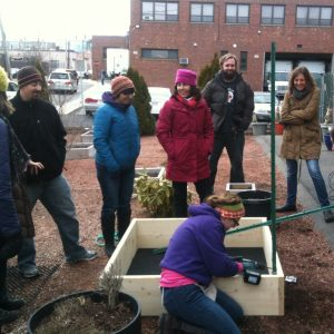 Urban Ag Ambassador Program