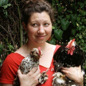 Khrysti Smyth Yardbirds Backyard Chickens