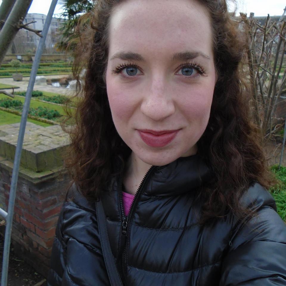 New Intern-Meet Haley