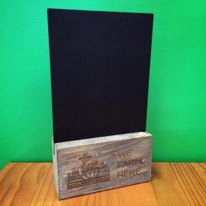 chalkboard-sign