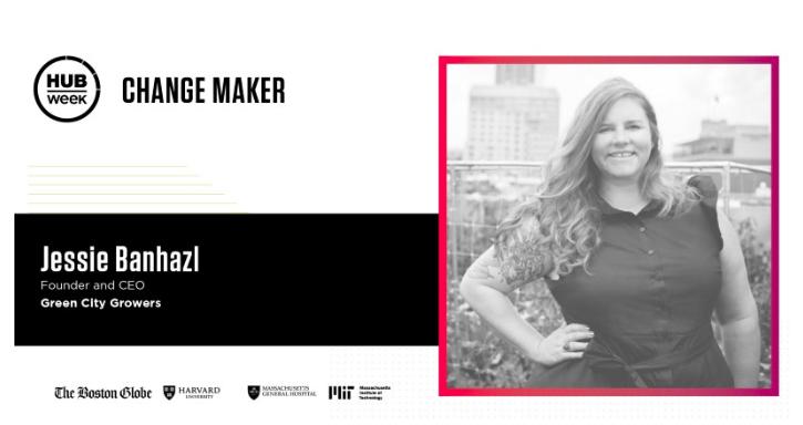 HUBweek Change Maker: Jessie Banhazl image