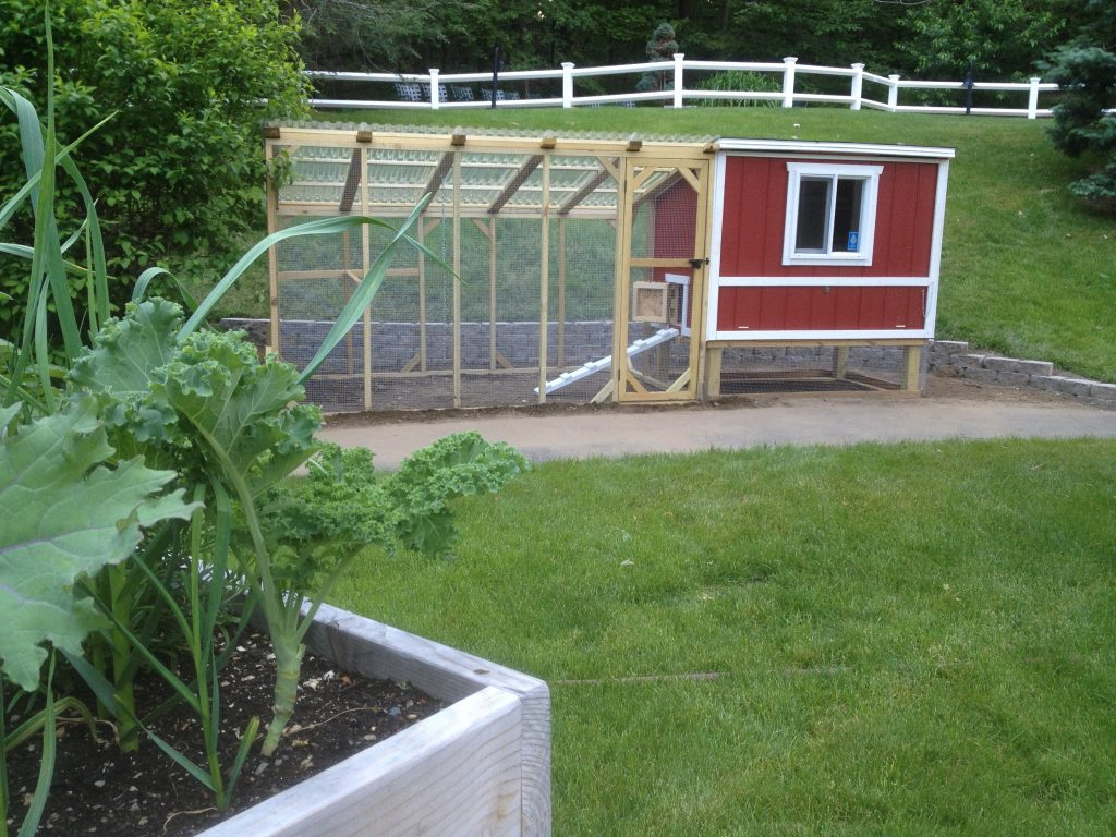Green City Growers Urban Farming Chicken Coops
